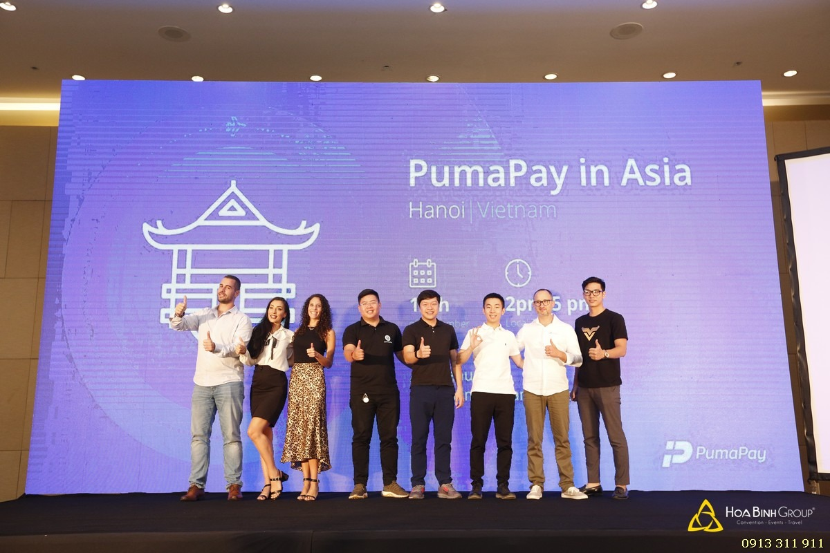 PumaPay Meet Up
