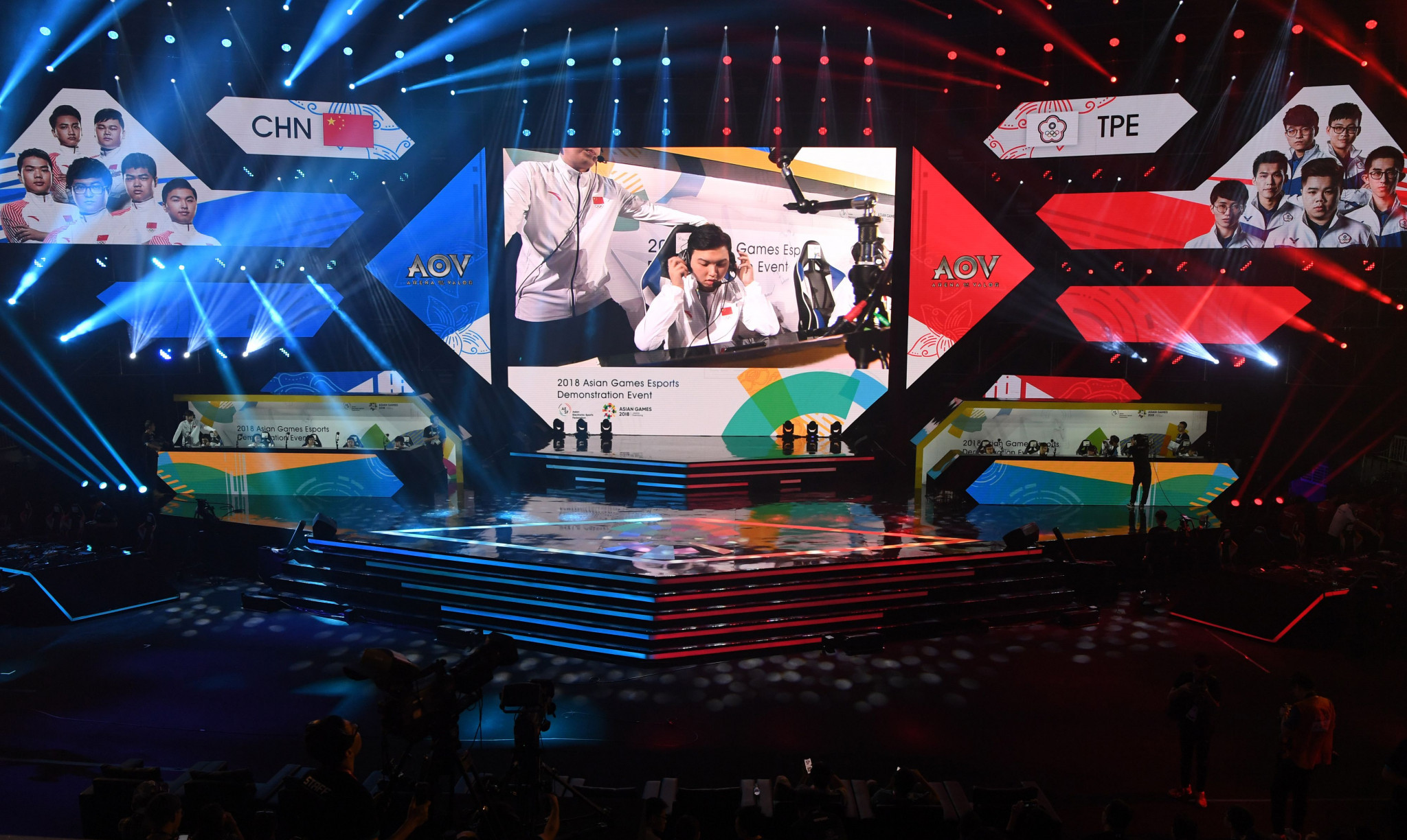 Sự kiện Arena Of Valor World Cup 2019